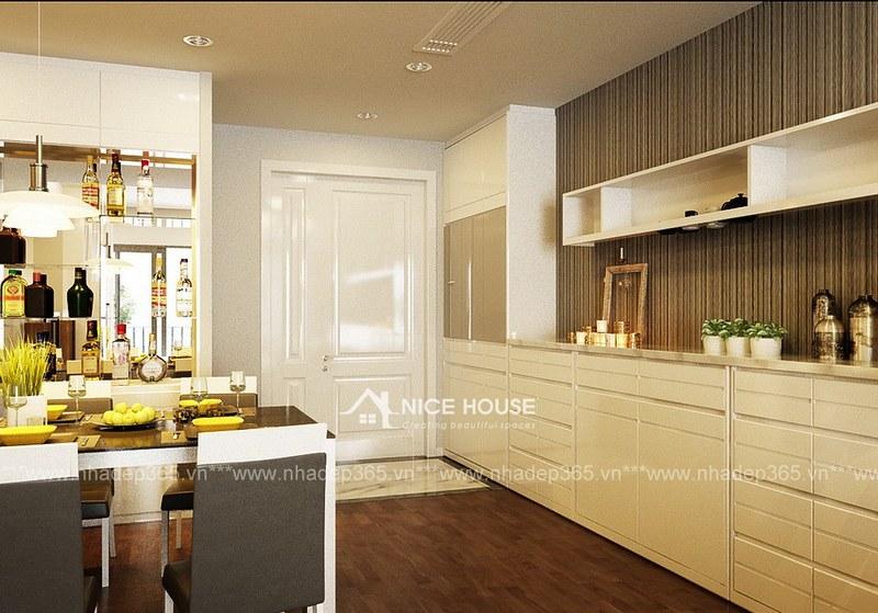 Thiết kế nội thất nhà anh Minh - Ngọc Khánh_02