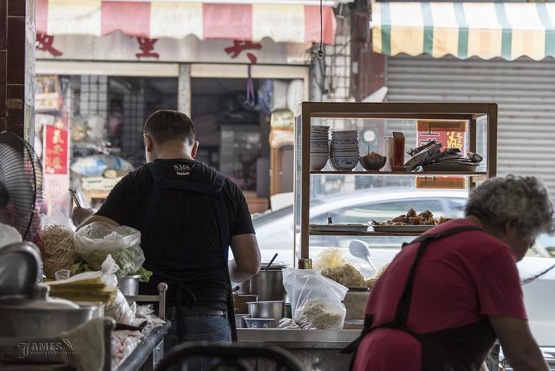 大內阿江麵店