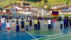 Plan Vacacional en Los Curos, sector Negro Primero #Mérida Agosto 2015