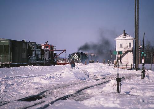 Saunders - Winter 83-84