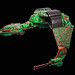 Klingon Bird of Prey by SkyWalter