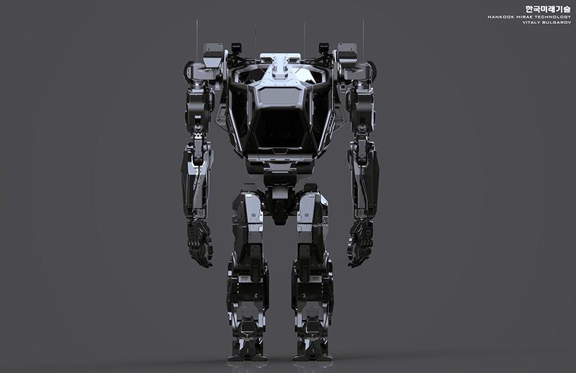 Прототип робота METHOD-2
