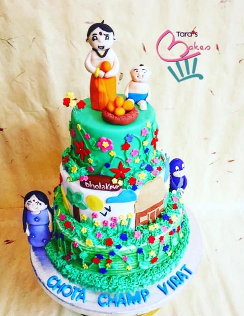 Cake by Tara's bakes