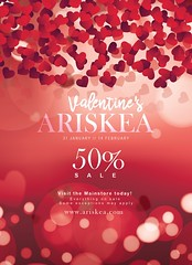 Ariskea 50% Sales Mainstore