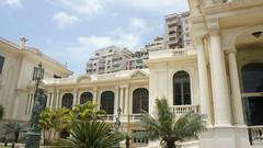 Fatima Haider's Palace's exterior
