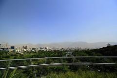 Tehran #5 -  Ab-o-Atash, pol-e Tabyay and Niavaran Palace complex