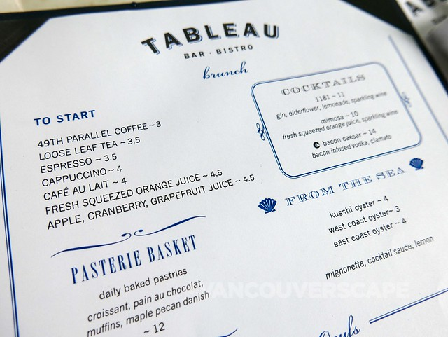 Tableau Bar and Bistro brunch-3