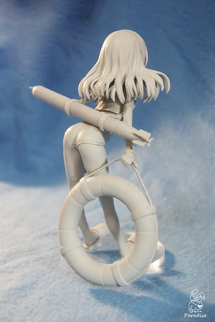 【玩具人Doku毒投稿】Doku Paradise《艦娘》呂500 原型發表