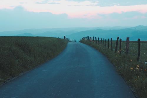 road longexposure morning sunrise sony cosina ardennes gimp fields luxembourg nex oesling m42mount gmic lieler cosinon50mmf17 emount nex5r sonynex5r lewist584