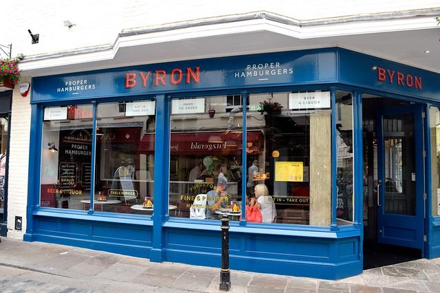 Byron Burger, Canterbury