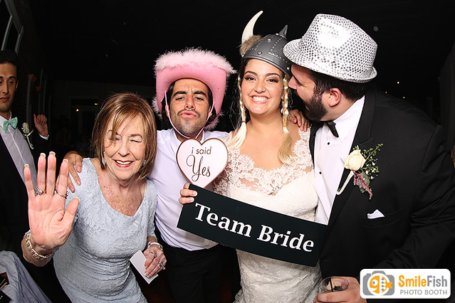 The White Room Photos | photo booth reception