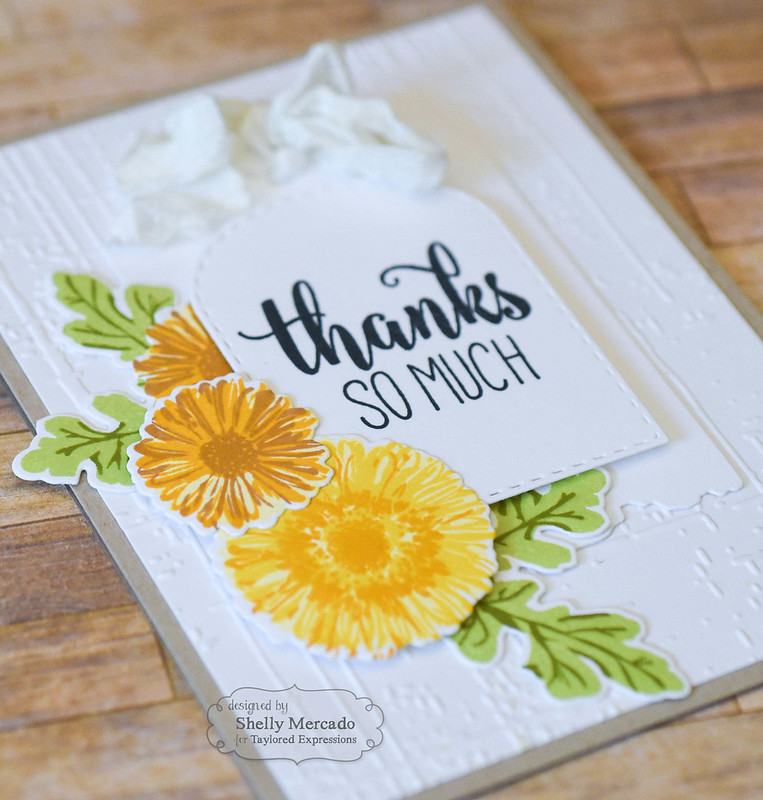 Simply Stamped Daisies