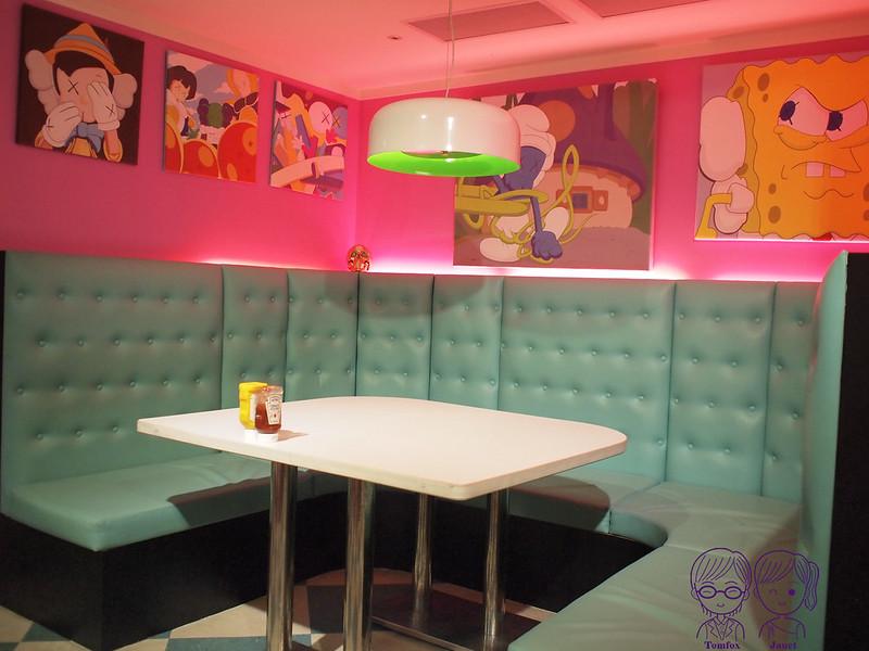 11 Fantasy Diner 潮流美式餐廳