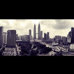 City girl. #malaysia #kualalumpur #silvergelatin #jower