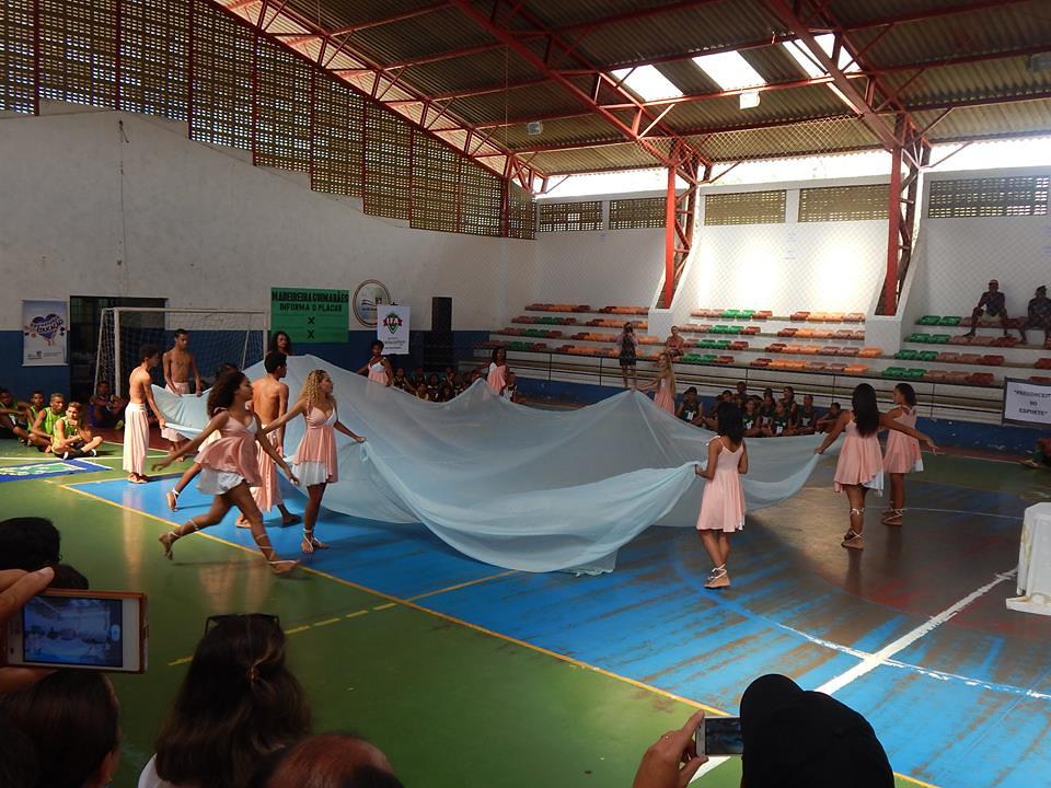 Salvador, Brazil YEAR OF WOMEN IN SPORT celebration Jul2015