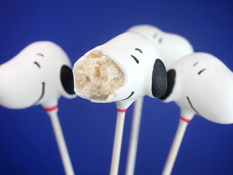 Snoopy Bitten