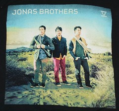 Jonas Brothers Graphic Tee Shirt