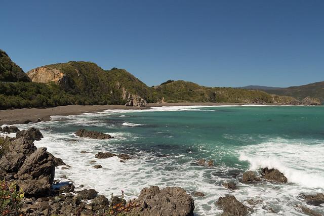 Tarakena Bay
