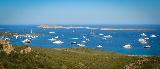 Punta Della Volpe (Sardinia), Sony DSC-T33
