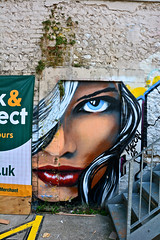Brighton, Street Art, Graffiti