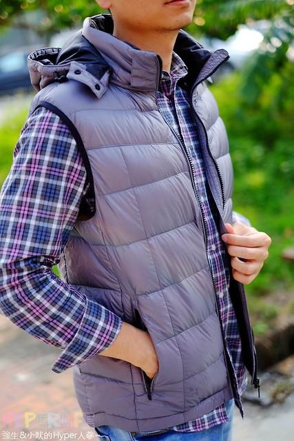 LACHELN機能服飾,LACHELN羽絨衣,LACHELN超輕保暖背心,LACHELN超輕羽絨衣,吠式穿搭,好穿,情侶穿搭,推薦,穿搭,羽絨衣,輕羽絨,防風 @強生與小吠的Hyper人蔘~