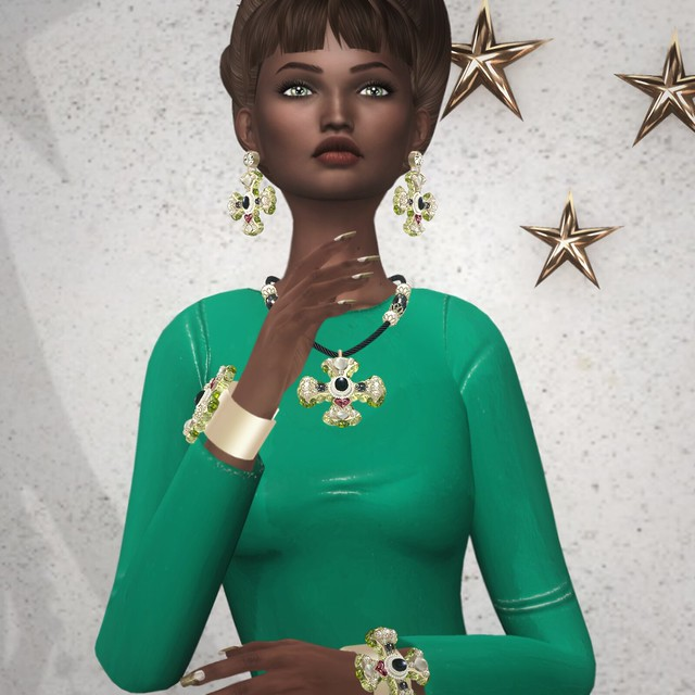 Holiday Look #1 - Designer Showcase