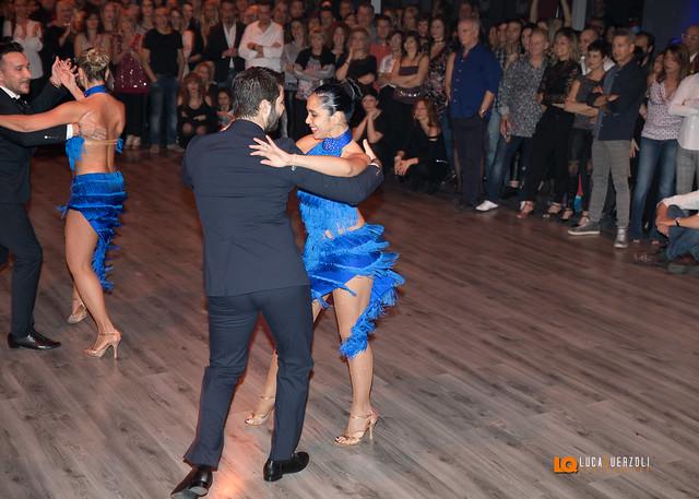 Ago Salsa  Daria & Pietro Mingarelli Yusely Gomero & Miguel Raggini