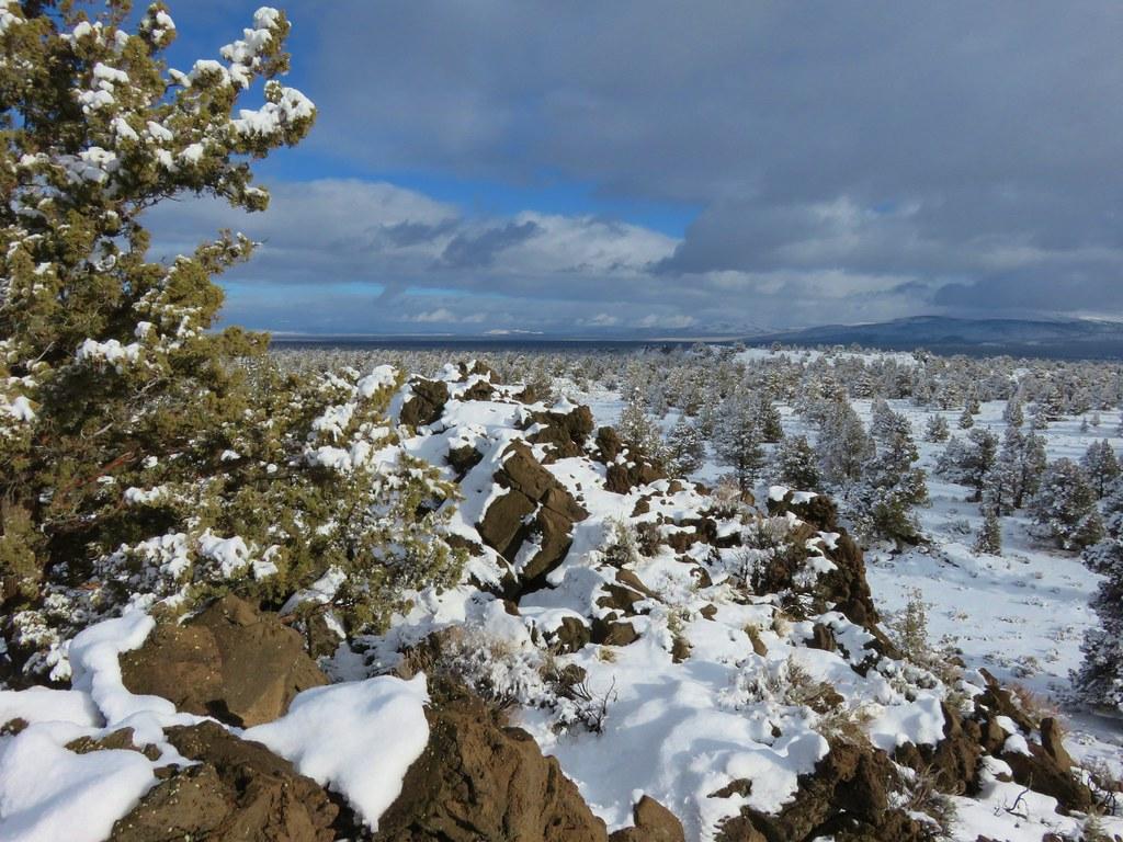 View from Flatiron Rock