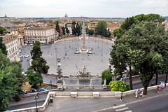 [2013-08-09] Rome 10 (Piazza del Popolo)