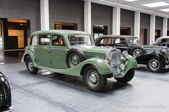 Maybach SW 38 Standard Pullman Limousine - 1936