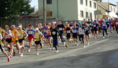 Otvírání běžeckého jara nás čeká tradičně v Prusinovicích