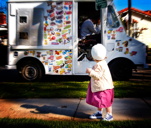 i hate the ice cream man.