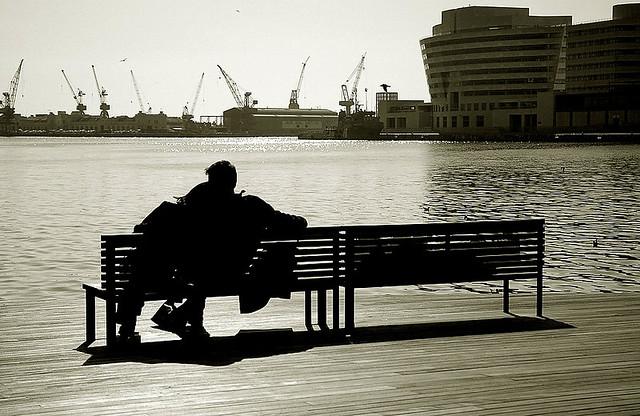 Love in the harbor