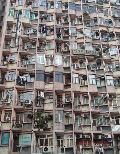 Apartments Nathan Road Hong Kong Flickr Photo Sharing
