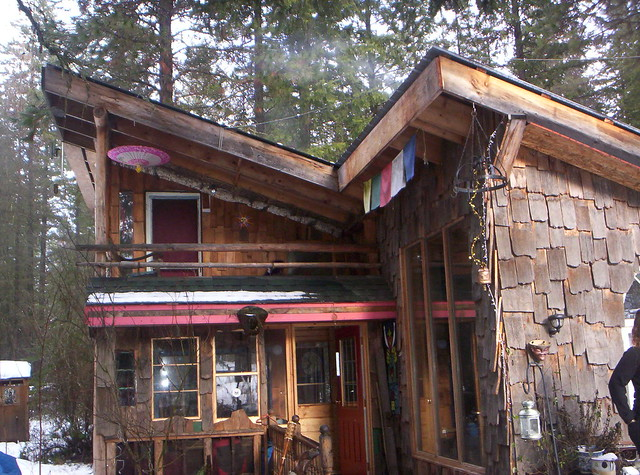 Our Friends Solar Powered Cabin In Winlaw Flickr Photo