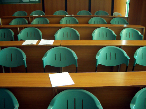 Classroom Chairs 2