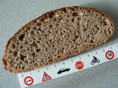 Whole Wheat loaf Bread B 007