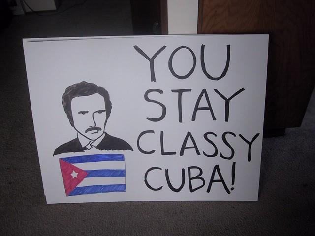 You Stay Classy Cuba!, Canon POWERSHOT S20