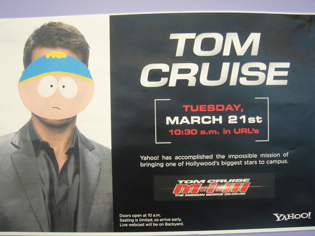tom cruise poster F, Sony DSC-M1