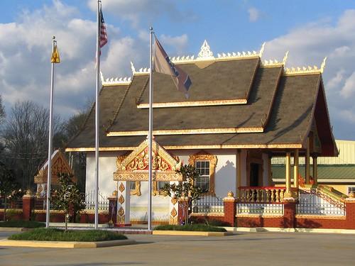 See middle tennessee murfreesboro 39 s laotian buddhist temple - Lao temple murfreesboro tn ...
