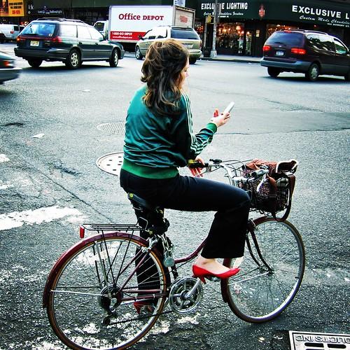 Grand Street: Texting