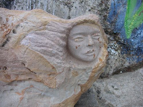Sandstone Head by blmurch