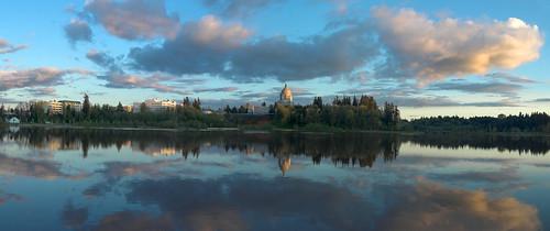 sunset washington olympia akameus saywa specland randykosek copyright2007randykosekphotography