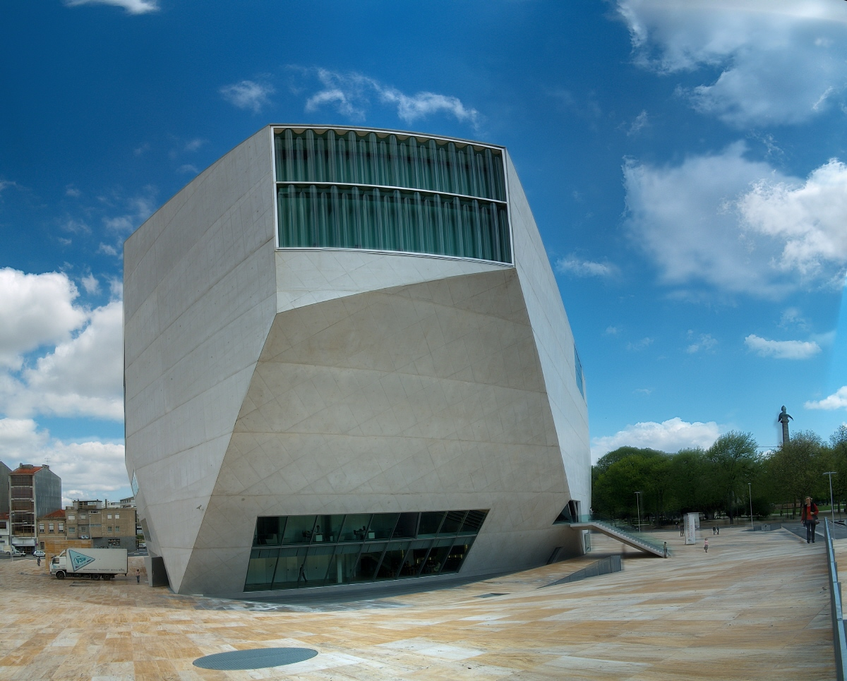 Rem koolhaas casa da musica details minimal exposition for Cassa musica