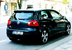 volkswagen golf mk6(0.0), volkswagen polo(0.0), automobile(1.0), automotive exterior(1.0), family car(1.0), wheel(1.0), volkswagen(1.0), vehicle(1.0), automotive design(1.0), volkswagen polo mk5(1.0), volkswagen gti(1.0), volkswagen golf mk5(1.0), city car(1.0), compact car(1.0), volkswagen polo gti(1.0), bumper(1.0), land vehicle(1.0), hatchback(1.0), volkswagen golf(1.0),