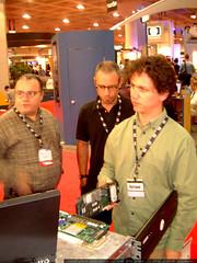 rlx blade server booth   dscf2278