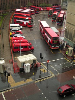 Aldgate Bus Station