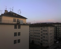 saleve from my room