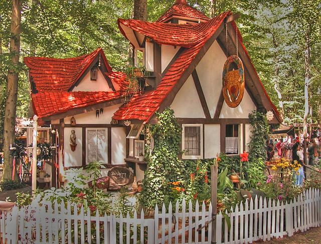 Storybook House Flickr Photo Sharing