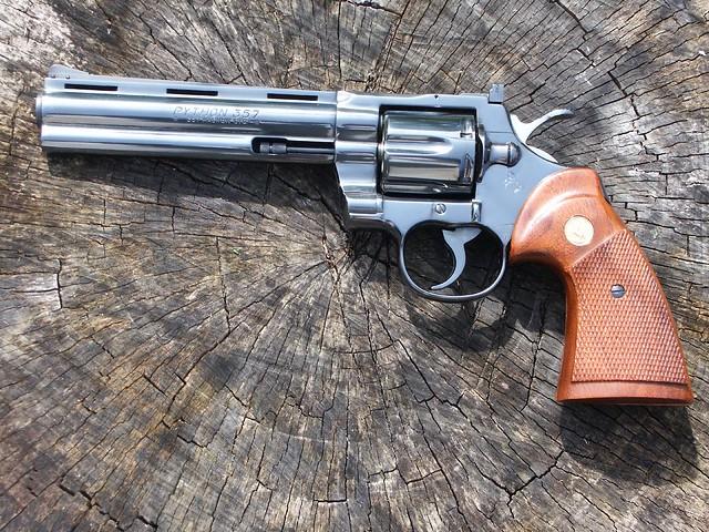 Colt Python 6 Barrel 3